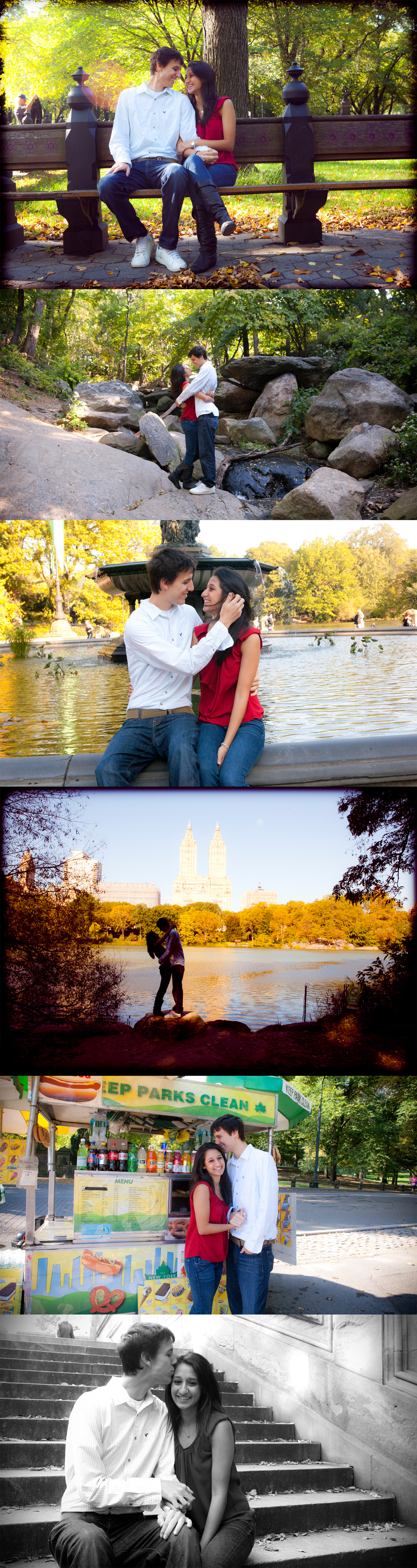 Couples Session | NYC | Central Park
